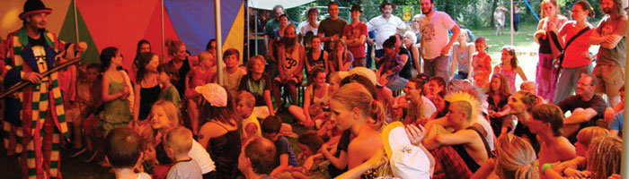 Kinder-Zaubershow mit Mr. Kerosin